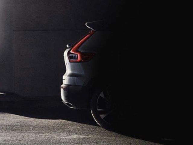 Volvo XC40 2018: esto es parte de ello