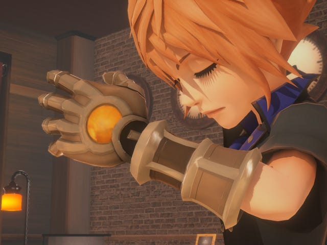 World Of Final Fantasy's Meager PC Port Comes With Some Powerful Cheats