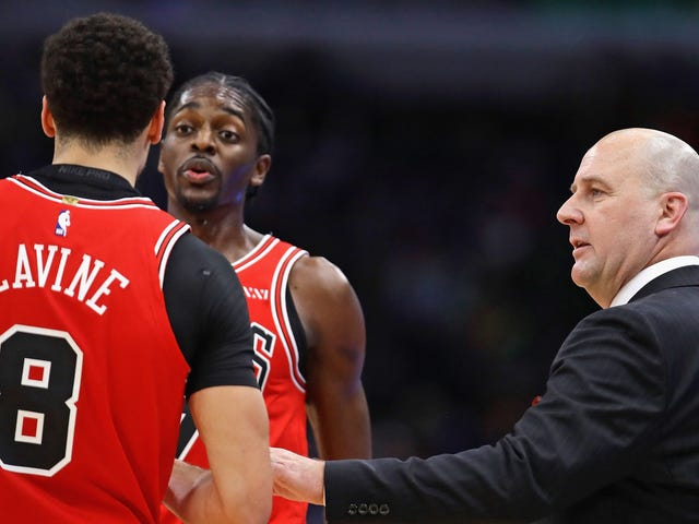 Report: Obnoxious Hardman Jim Boylen Nearly Drove The Bulls To Mutiny In Less Than A Week