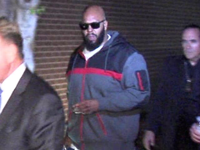 Suge Knight Arrested, Charged With Murder in Fatal Hit-and-Run