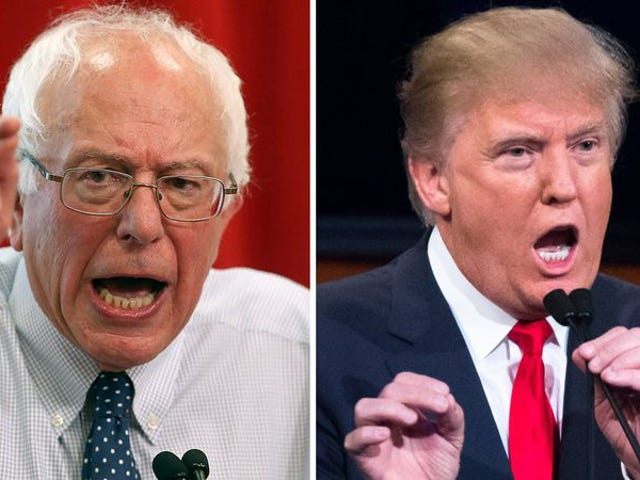 """""""Bernie"""" and """"Trump"""" tear up Comedy Bang! Bang! this week"""