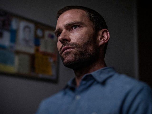 Seann William Scott is a long way from Stifler in the psycho parenthood thriller Bloodline
