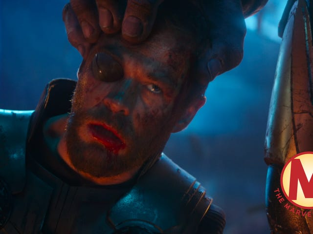 Yes, the ending of Infinity War is brutal—but so is the beginning