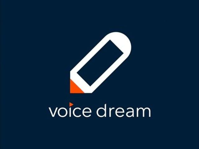 Voice Dream Writer prova sua escrita com texto para fala