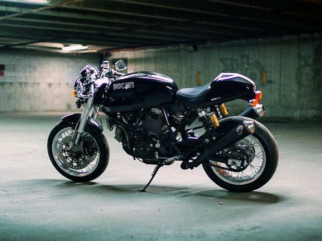 Which modern cafe racer would you ride?