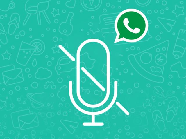 Que tiemble el mundo: WhatsApp gør det muligt at høre musik fra sin musikalske mikrofon