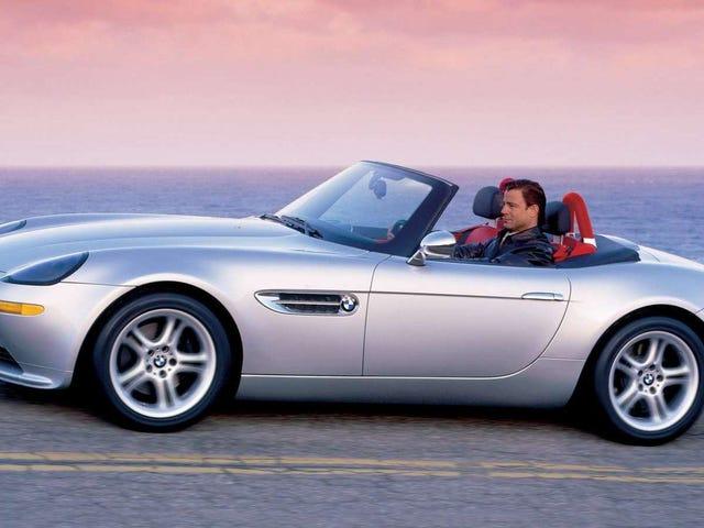 De BMW Z8 was het laatste grote BMW-ontwerp