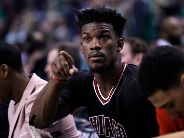Adakah Itu Benar-benar Semua Bulls Boleh Dapatkan Untuk Jimmy Butler?