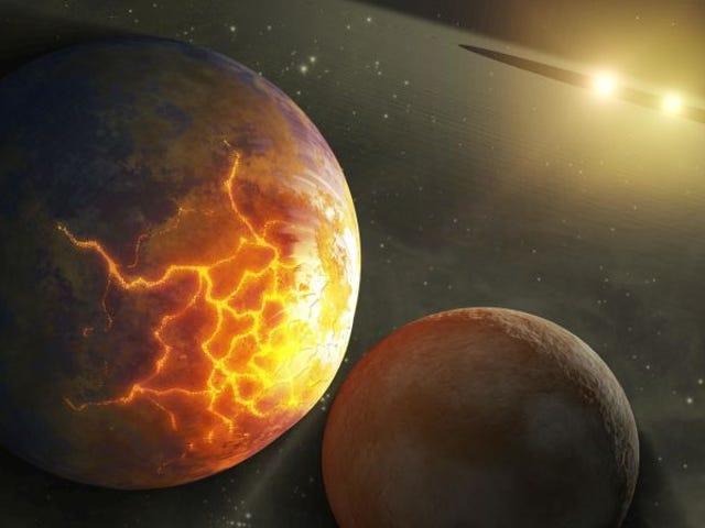 Questo è il motivo per cui è stato creato un piano perduto del tamaño de Marte
