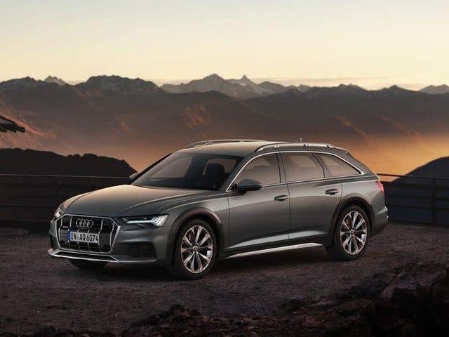 2020 Audi A6 Allroad veckas på i Amerika för $ 66,895