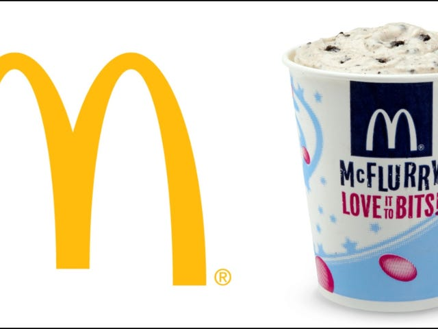 """New invention could make """"broken"""" McFlurry machines a thing of the past"""