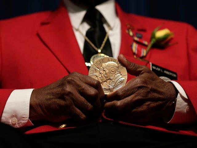 Нарешті були знайдені залишки нещасного винищувача Tuskegee протягом 73 років
