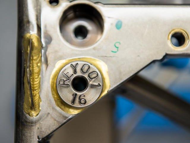 当Steel实际上<i>is</i>真实的:汽车和自行车中的铝与钢