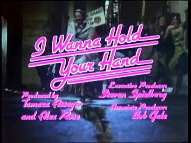 Haluan pitää kätesi (1978)