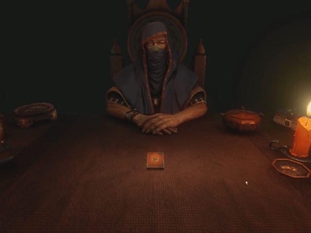 Un jeu de rôle à base de cartes sans pareil