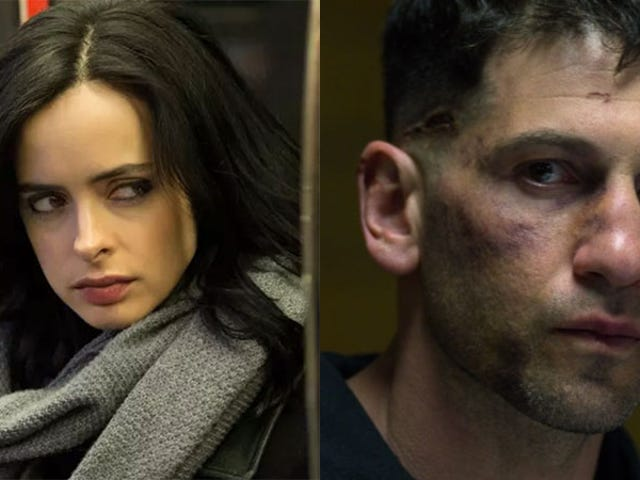 <i>The Punisher</i> y <i>Jessica Jones</i> Netflix se <i>The Punisher</i> oficialmente
