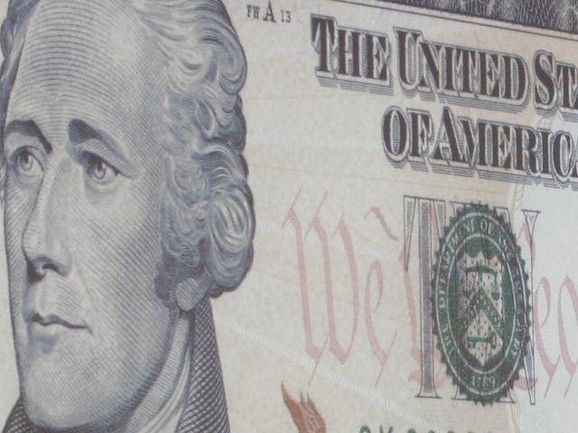 The Treasury Wants <i>Hamilton</i> Fans to Know They're Gonna Love the New Ten-Dollar Bill
