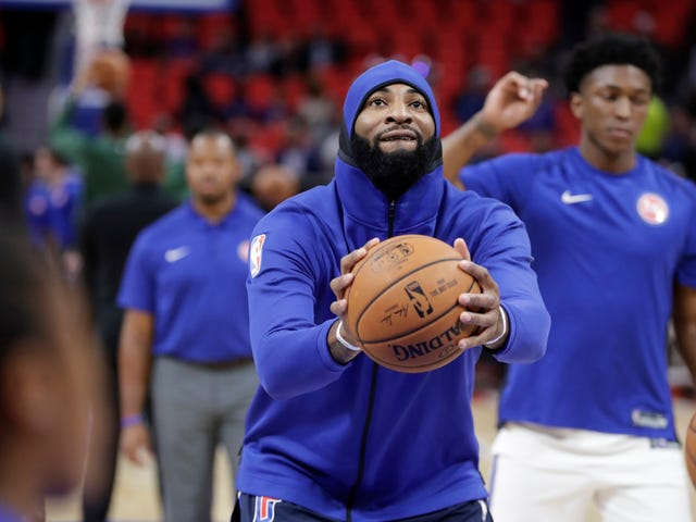 May Andre Drummond's Recent Free Throw Success Never End