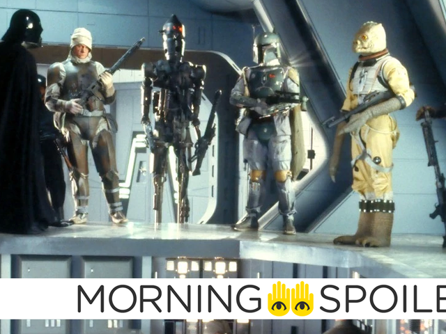 <i>The Mandalorian</i>Could Include Two Iconic <i>Star Wars</i>Bounty Hunters