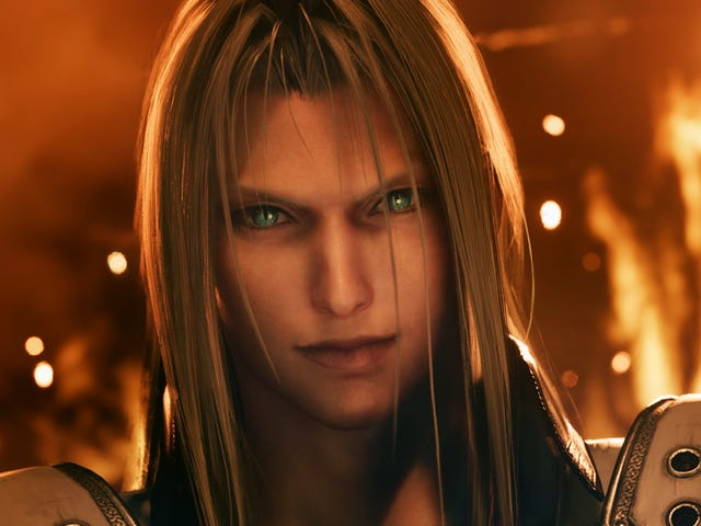 We need to talk about the ending of the Final Fantasy VII Remake