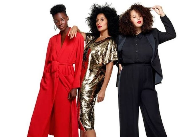 Which Outfit From Tracee Ellis Ross's New Collection Will You Wear to the Holiday Party?