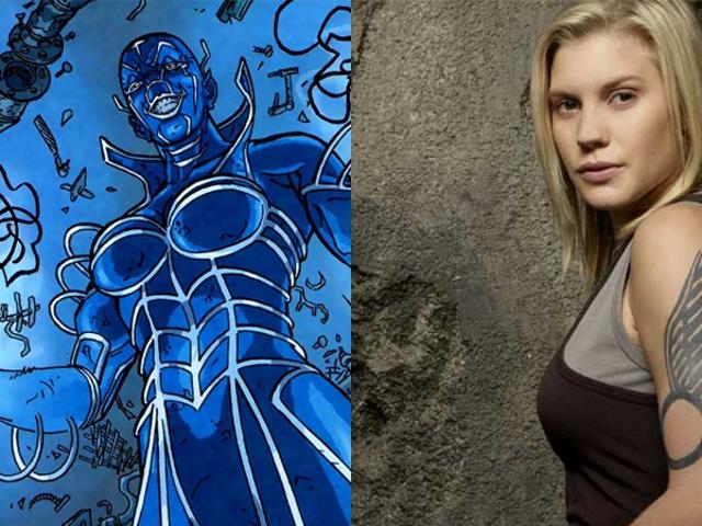 Η Katee Sackhoff παίζει ένα Supervillain στην επόμενη σεζόν του Flash