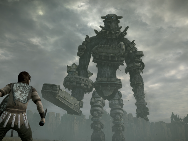 Shadow Of The Colossus Players Solve The Remake's Big Mystery