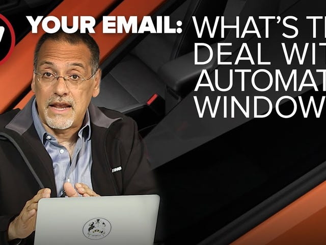 Why Aren't All Windows Fully Automatic?