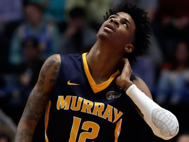 The Ja Morant Show Is Over—For Now