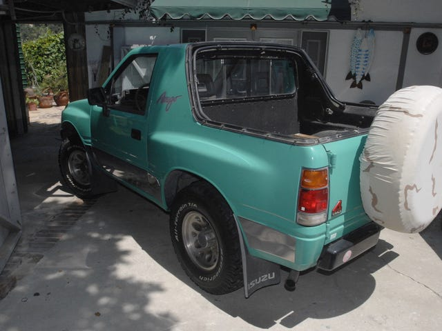 At $2,500, Could This 1992 Isuzu Amigo Become Your New Best Friend?