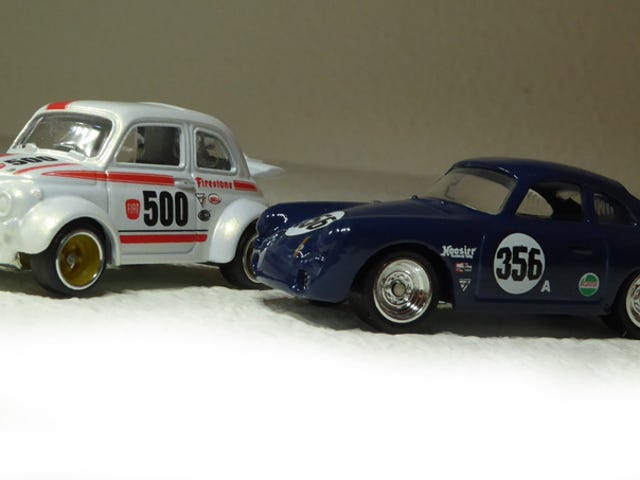 "Hot Sixty 4th: ""These are the 2 of my favorite Air Cooled cars"""