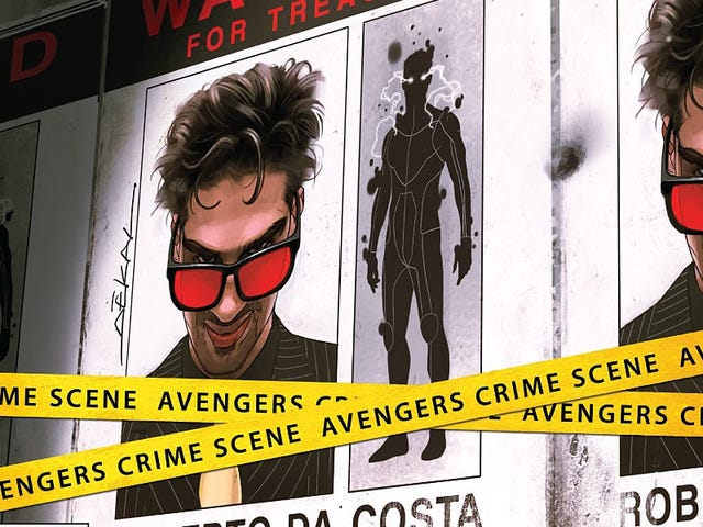 Γιατί οι νέοι <i>New Avengers</i> είναι το πιο κόμικο βιβλίο-y κόμικς βιβλίο που ποτέ κόμικς κράτηση