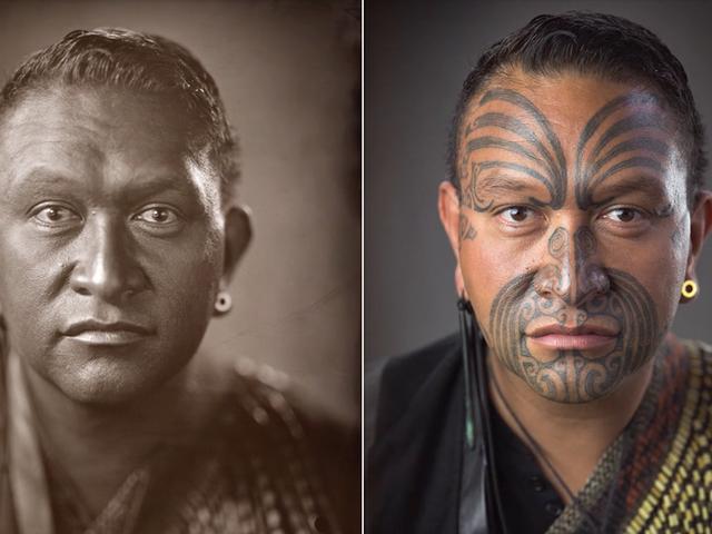 Por qué algunos tatuajes simplemente desaparecían de la piel en las primeras fotografías del siglo XIX
