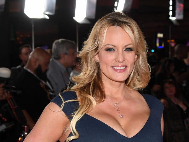 Columbus Police Admit Arrest of Stormy Daniels Was Improper