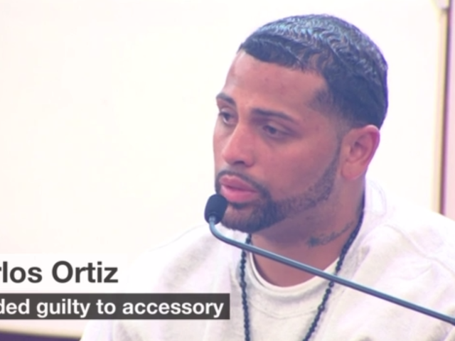 Co-Defendant of Aaron Hernandez Takes Plea Deal in 2013 Death of Odin Lloyd