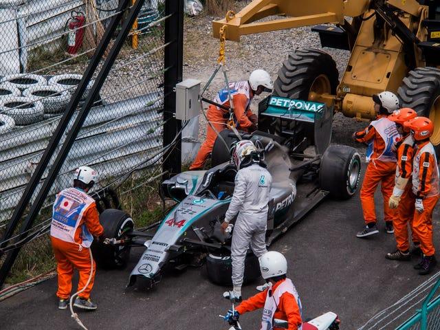 Een paar dingen F1 moet leren van de val van IndyCar