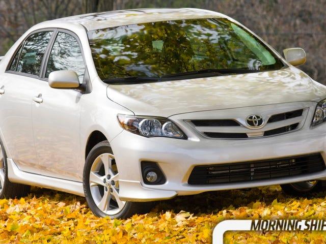 Toyota Tidak Akan Menaikan Probe Percepatan yang Tidak Diharapkan