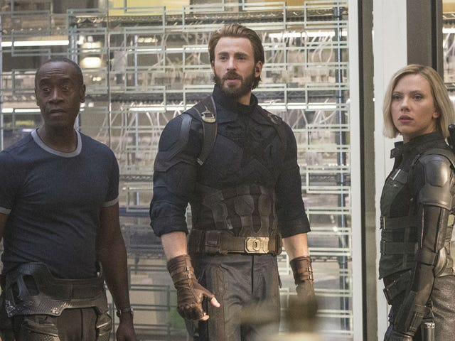 Don Cheadle Didn't Know the Plot of Avengers: Infinity War While He Filmed It, and He's Totally Fine With That