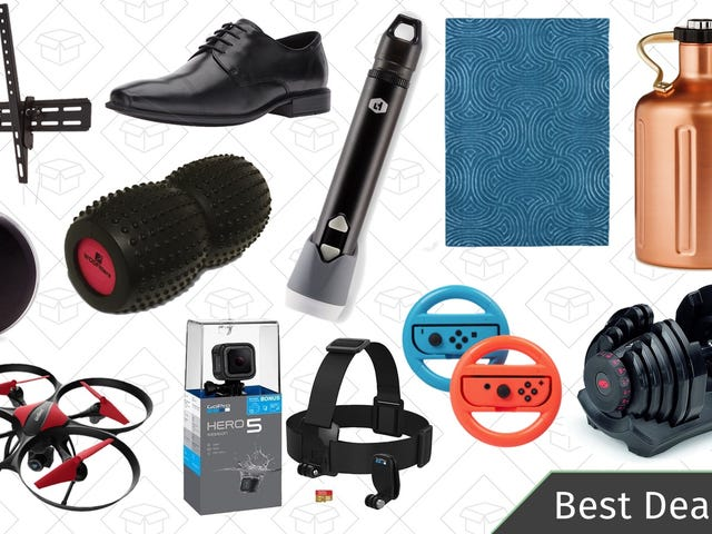 Early Cyber Monday Sales, Black Friday Leftovers, and the Rest of Saturday's Best Deals