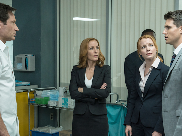 The Bland Not-Mulder and Scully FBI Agents Will Be Back for X-Files Season 11