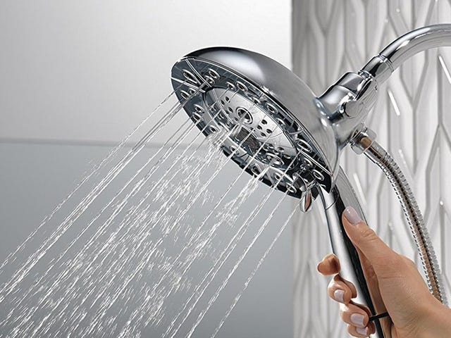 Upgrade To Our Readers' Favorite Shower Head For $80