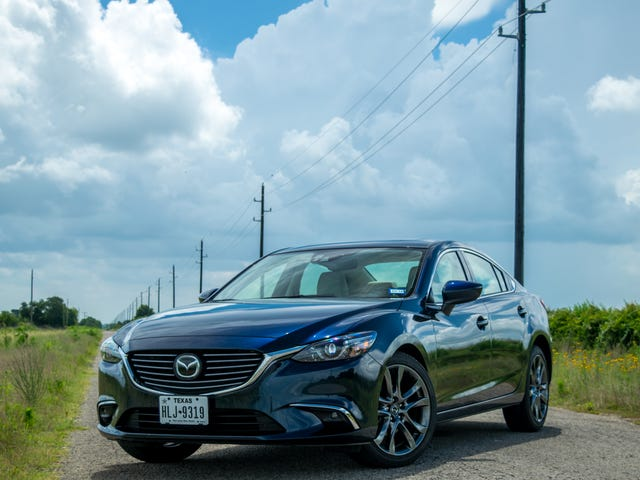 2016 Mazda 6 Grand Touring 2500 Mile Review