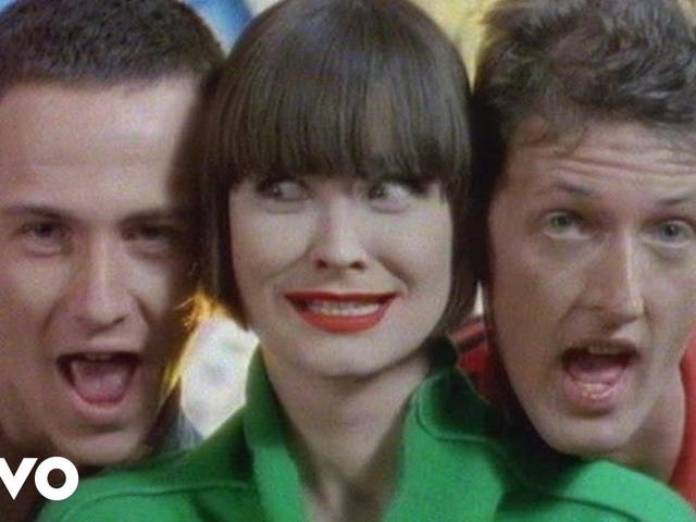 Swing Out Sister -- 'Breakout'