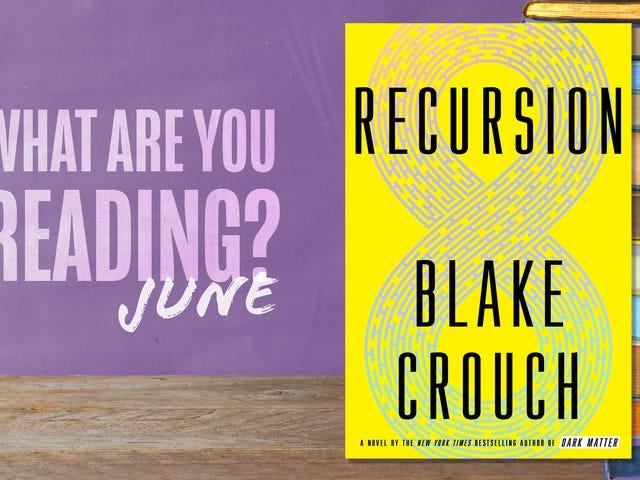 Apa yang anda baca pada bulan Jun?