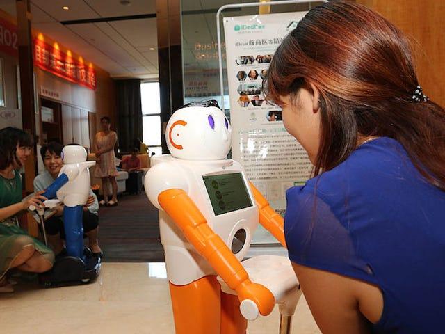 Googles AI-säkerhetsregler är mycket bättre än Asimovs