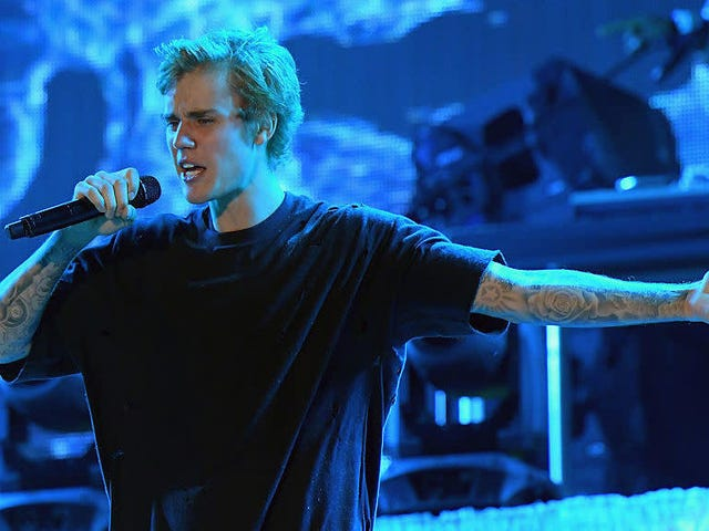 Justin Bieber Would Like You to Practice 'Self Care' By Using Deodorant