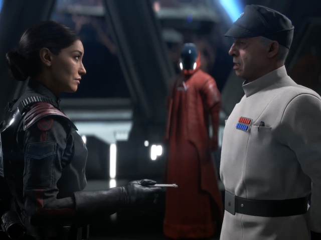 We've Finally Seen A Campaign Mission From Star Wars: Battlefront II