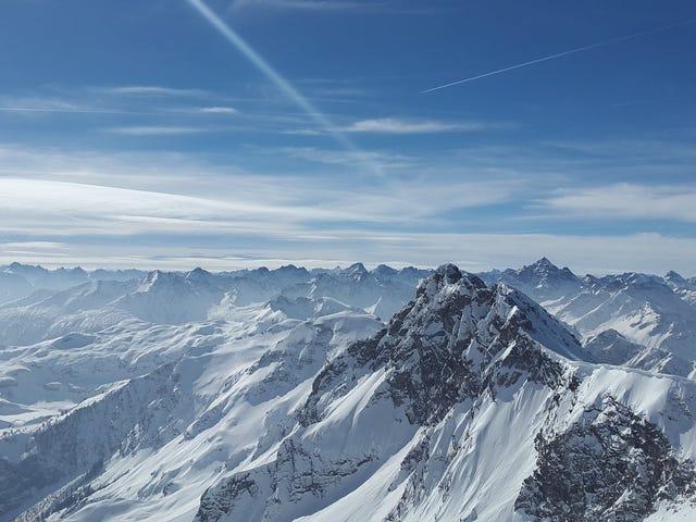 ไม่มีหนังสือเดินทาง: escalar montañas puede provocar brotes psicóticos, pero la causa es un misterio para la ciencia.
