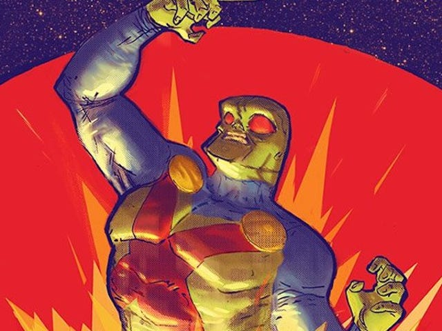 The Martian Manhunter Is Getting the Spotlight He Deserves in a New Series From Steve Orlando