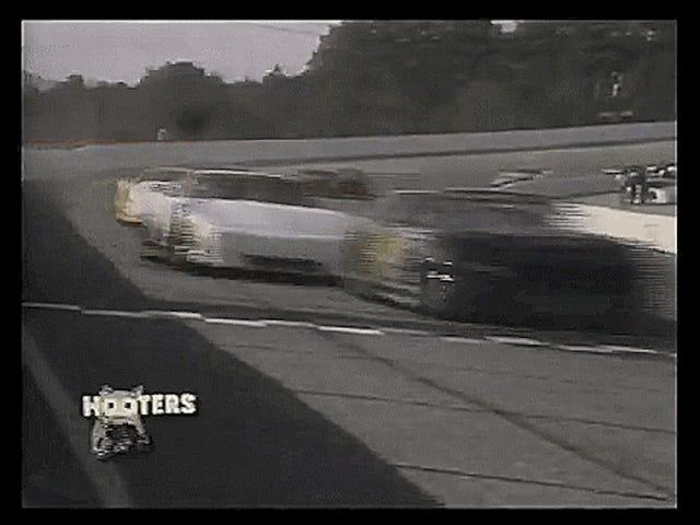 Παρακολουθήστε έναν από τους μεγαλύτερους κοντινούς αγώνες στις ΗΠΑ, Έκδοση 1995